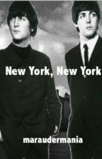 New York, New York by maraudermania