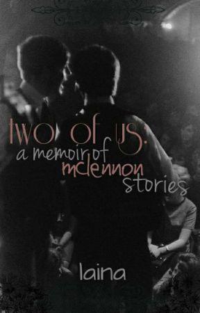 two of us: a memoir of mclennon stories by paulmcfartney