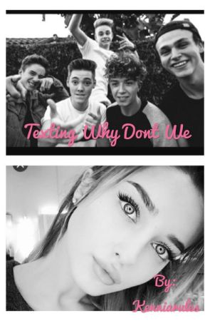 Texting Why Don't We by Kenniarules