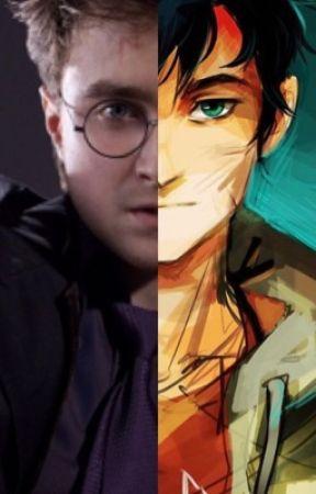 Percy Jackson Goes To Hogwarts by xXTHEDAMSNACKBARXx