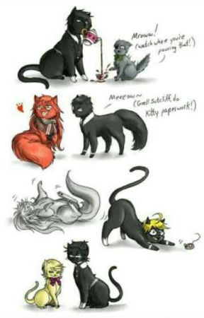 Kitty's 🐱( Black Butler X  Reader)  by thirdprincesDilan