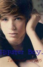 Hipster Boy. by ImHotterThanYou35