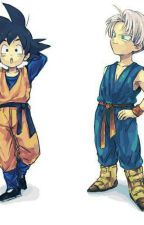 {On HOLD} Kid Trunks x Reader [sequel to Future Trunks x Reader] by Hope_Love_