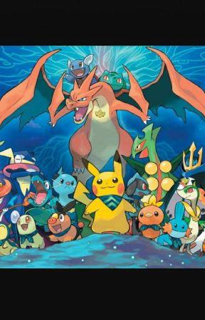 Pokemon Rp by _SilentRain_
