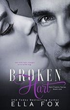 Broke Hart (Hart Family Series-Book 1) by nkaskr