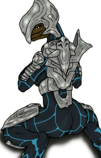 Male Hybrid Flood Spartan Reader X Female Arbiter - Spartan