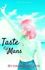 Taste Of Mans (Sasusaku) by dragonselisye