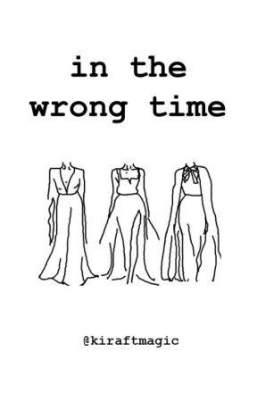 in the wrong time [YSL AU] by Liz_Fray
