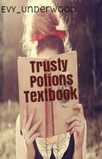 Trusty Potions Textbook by the_lavinator