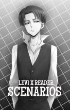 Levi Boyfriend Scenarios by leafifael