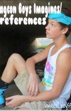 Magcon Boys Imagines/Preferences by vinee__boyss