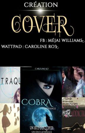 Création cover -book 1-FERMER définitivement by CarolineRO3