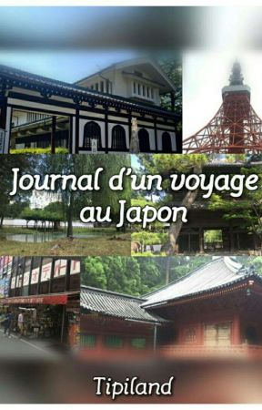 Journal d'un voyage au Japon  by tipiland