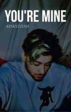 You're mine    ziam texting  by kinkyzziam