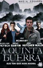 A Quinta Guerra  by t3rriveldistancia