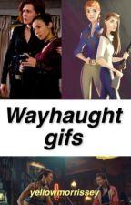 wayhaught gifs by yellowmorrissey