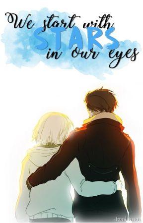 stars in our eyes    otabek altin/yuri plisetsky by -aquilles