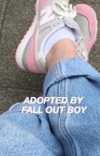 Adopted by Fall Out Boy by outerspacecliffo