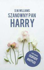 ✔ Szanowny pan Harry by D_M_Williams