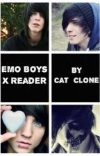 Emo boys x reader by cat_clone