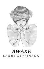 awake » larry au by larryokay