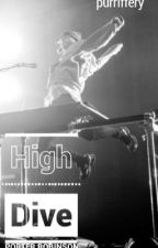 HIGH DIVE // PORTER ROBINSON by purriffery
