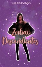 Zodiaco Descendientes by SoyEleonoraGaggero