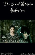 The son of Damon Salvatore  by LexiCaffrey