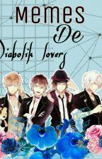 MEMES DE DIABOLIK LOVERS  by Sakamaki_Suhey