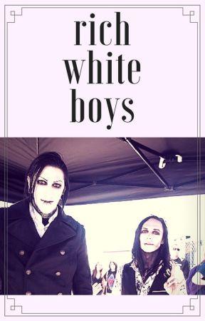 Rich White Boys by 2ndSucksDick