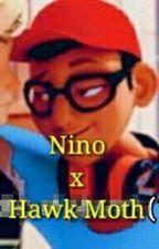 Sin Pensarlo [YAOI][One Shot][Nino x Hawk Moth] by PeriPerita7u7