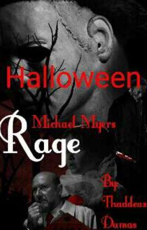 Halloween Michael Myers Rage by TT-ThrillingThaddeus