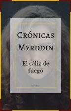 Crónicas Myrddin: El Cáliz de Fuego. by Nyridian