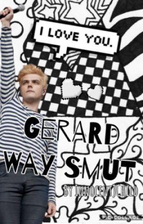 Gerard Way Smut by InnocentJChild
