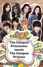 The Campus Princesses meets The Campus Princes by missredtops