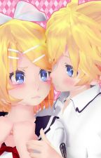 RinxLen MMD by LaylaFCc2627