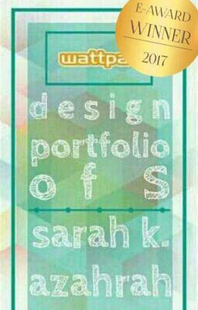 Design Portfolio of S by sarahikari_ska