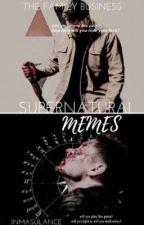 Supernatural Memes by inmalusance