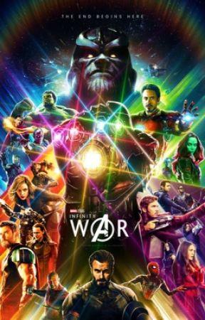 Marvel Adventure's Infinity War by chezzlito