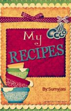 my recipe book  by Sumyjasi