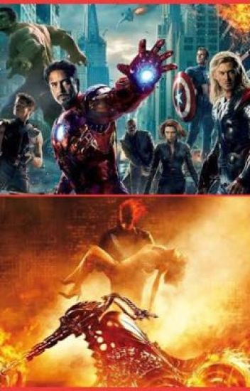 Ghost Rider V The Avengers - I_The_Myth - Wattpad