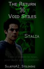 The Return/Stalia/ by SujetoA2_Stilinski