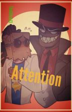 Attention {Paperhat} by TheGlitch13