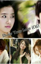 Show Your Love by Rabery
