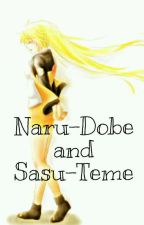 Naru-Dobe and Sasu-Teme by Ru_Shion