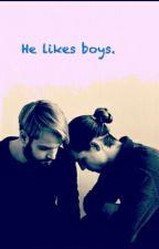He likes Boys. -Fewjar OS by Shiniquaaaa