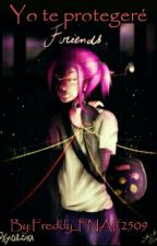 Yo t protegere <3 ( Bonnie x tu) sick by Freddy_FNAF2509
