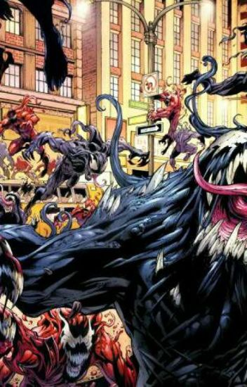 rwby x symbiote reader(lemons warning) - thw doom child