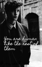 You are human like the rest of them // Remus Lupin, SK by youreek