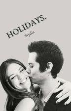 HOLIDAYS. Stydia. by anonimowydawca